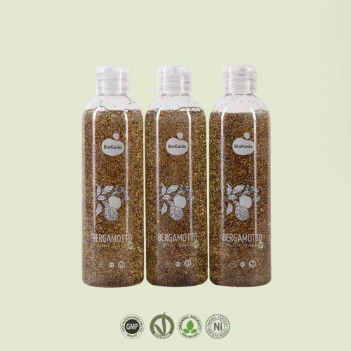 Vegan Body wash Scrub Pack
