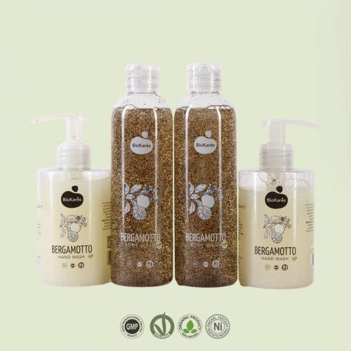 Vegan Scrub Body&Hand Pack